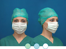 face mask surgical dental