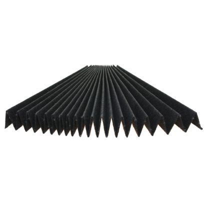 Activated Carbon Pleated Air Filter Media Polyester
