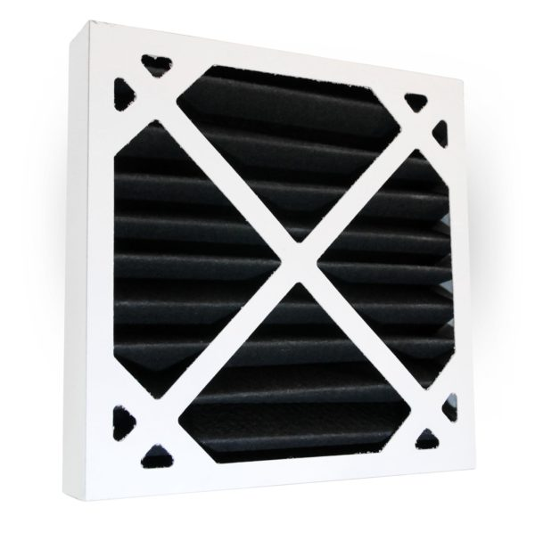 Activated Carbon Pleated Panel Air Filter Polyester Small 2