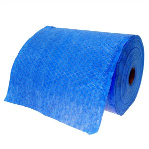 G4 Laminated Air Filter Media Roll with Metal Grid Polyester Micro G4