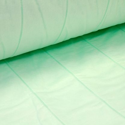 Welded Pockets Air Filter Media Green Close Up
