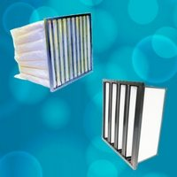 Air Filtration Filters for HVAC
