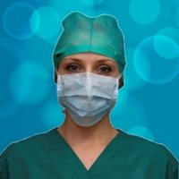 Standard Surgical Face Masks