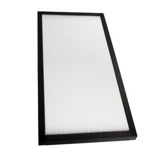 Mini Pleat Panel Air Filter Polypropylene