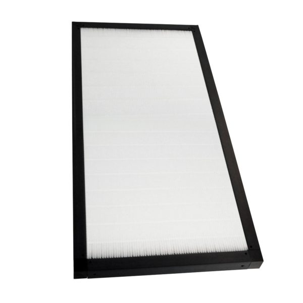 Mini Pleat Panel Air Filter Polypropylene