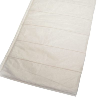 Cut Pockets Air Filter Media Polypropylene Tan F5