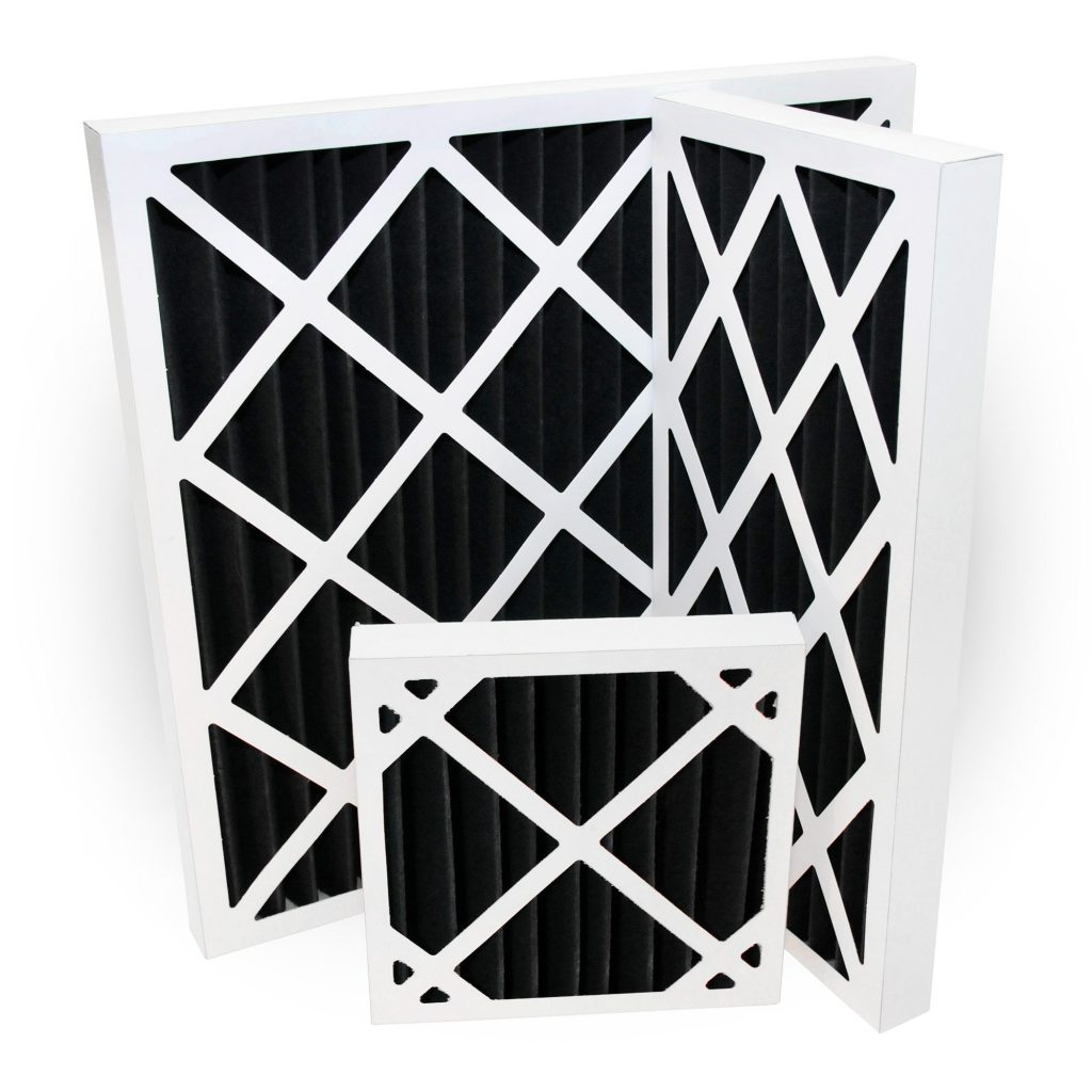 Pleated Panel Air Filters