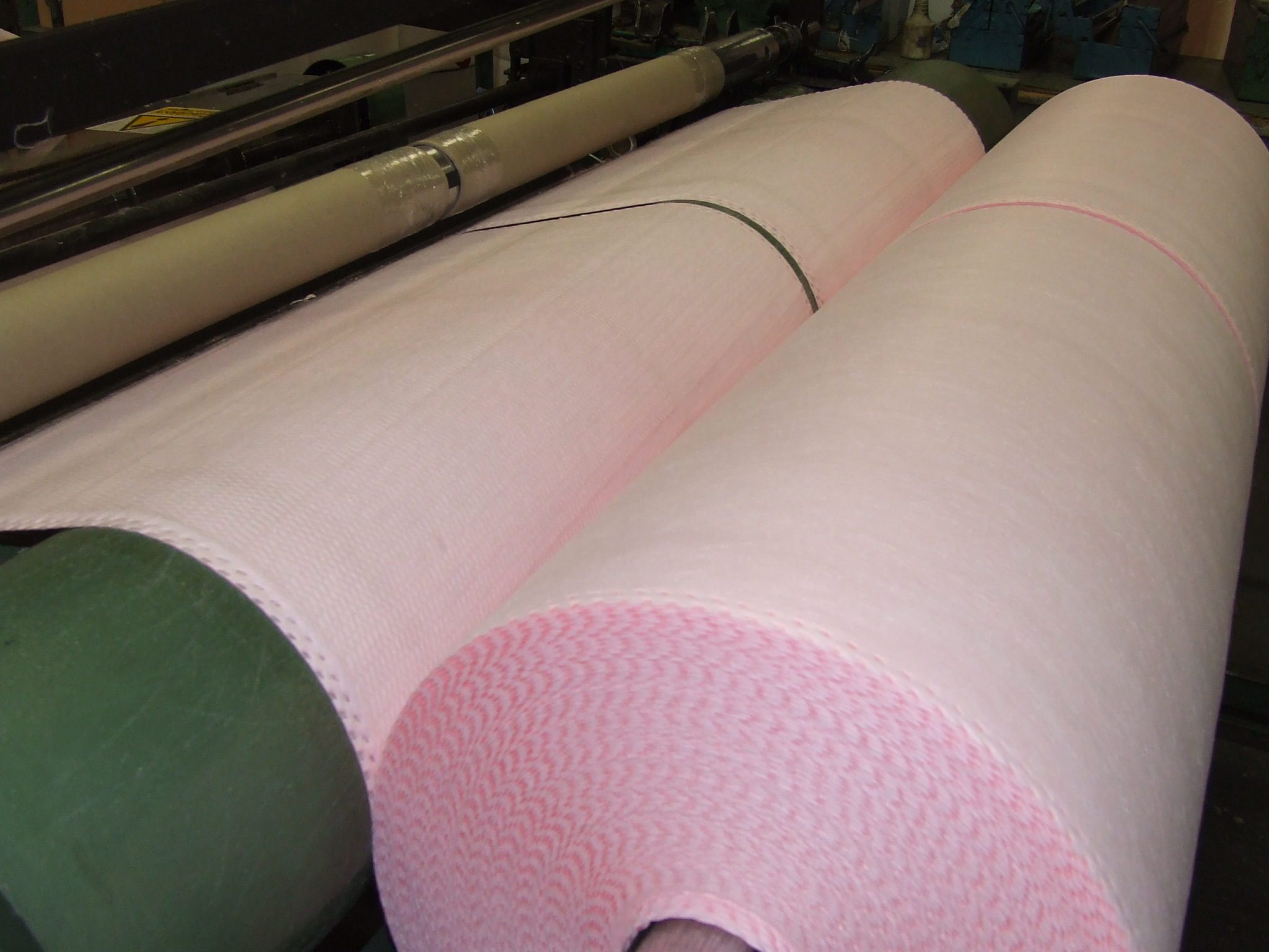 Air Filter Media Rolls Polypropylene